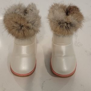 Girls Boots in toddler size 9.5